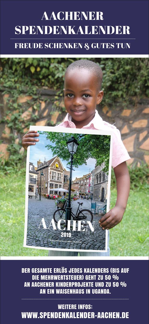 Bitte kaufe einen Kalender und unterstütze diese Kinder
